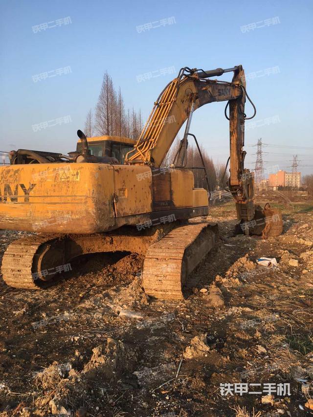 安徽淮南市三一重工SY365C-8挖掘机