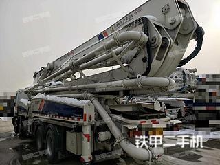 中联重科ZLJ5382THB48-5RZ泵车