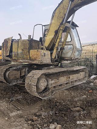 住友SH120挖掘机