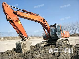日立EX240-6挖掘机