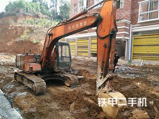 日立EX120-3挖掘机