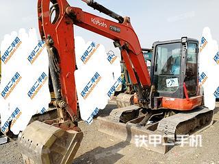 久保田KX165-5挖掘机