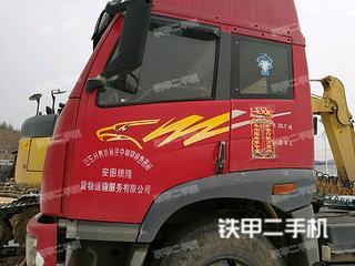 一汽解放6X4拖车