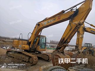 三一重工SY230C挖掘机