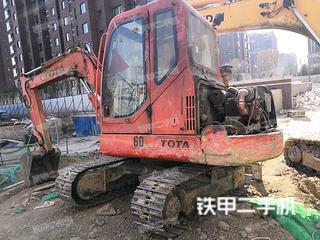 悍山HD60-7挖掘机