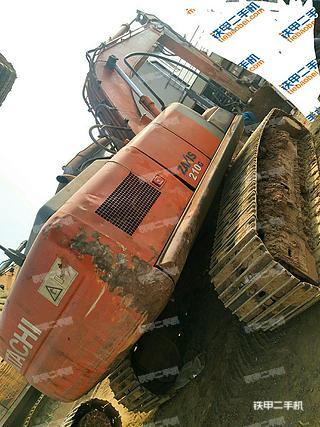日立ZX210H-3G进口挖掘机