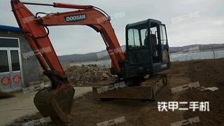 斗山DH55-V挖掘机