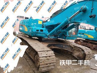 山河智能SWE230LC挖掘机