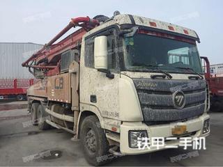 福田雷萨BJ5299THB-1泵车