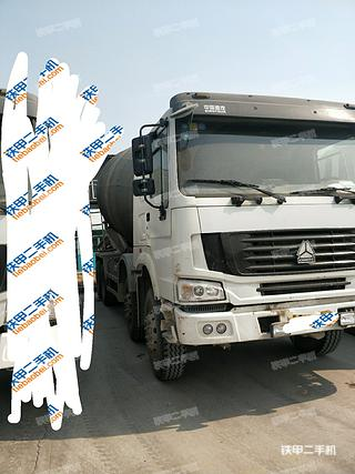 鸿达建工HDT5312GJB搅拌运输车