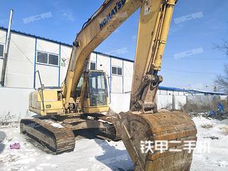 小松PC210LC-8(800mm履带板)挖掘机