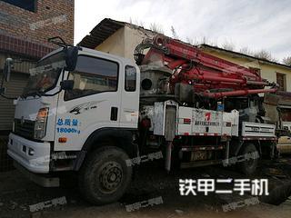 天拓重工HDT5340THB-42-4泵车