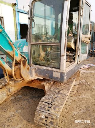 山河智能SWE50E挖掘机