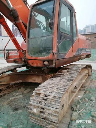 斗山DH258-V挖掘机