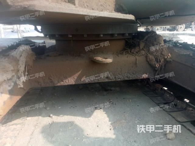 河北承德市斗山DH55挖掘机