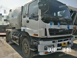 中联重科ZLJ5259GJBG搅拌运输车