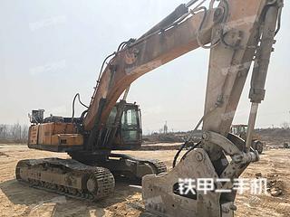 三一重工SY385H-8挖掘机