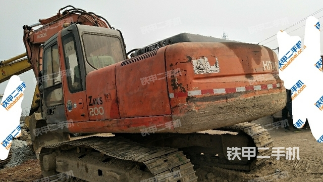天津天津市日立ZX200挖掘机