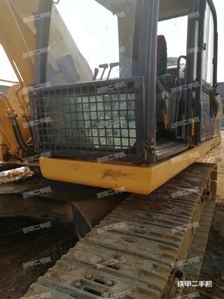 柳工CLG927D挖掘机