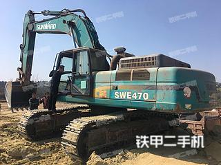 山河智能SWE470挖掘机