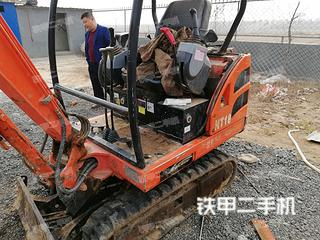 南特机械NT18挖掘机