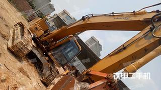 柳工CLG920C挖掘机