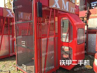 广州京龙SC200/200施工升降机