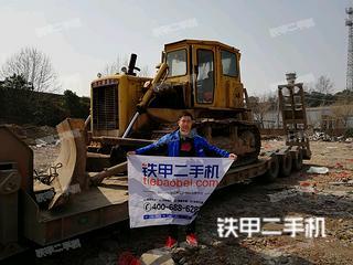 陕西-咸阳市二手宣工T140-1推土机实拍照片