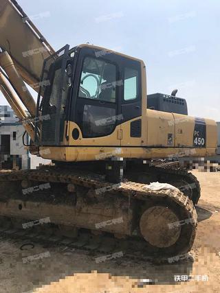 小松PC400-8挖掘机