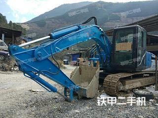 恒特重工HT120A-8高原王挖掘机