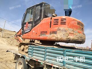 恒特重工HT85-8挖掘机
