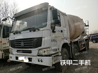 亚特重工TZ5317GJBZN6搅拌运输车