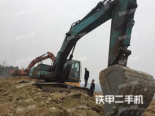 山河智能SWE470ELR挖掘机
