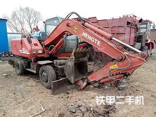 恒特重工HTL70AZ挖掘机