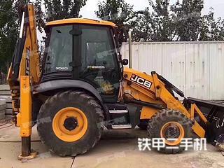 杰西博3CX-4T(伸缩挖掘臂)
