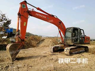 云南-德宏傣族景颇族自治州二手日立EX200-3挖掘机实拍照片