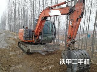 日立ZAXIS60挖掘机