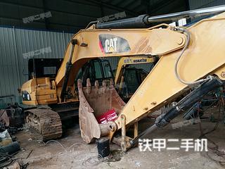 卡特彼勒329D挖掘机