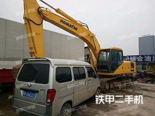 柳工CLG220挖掘机