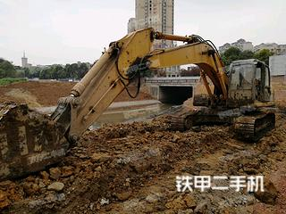 柳工CLG925LC挖掘机