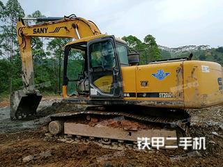 三一重工SY205C-8