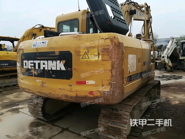 陕西渭南市奇瑞迪凯重科DE150挖掘机