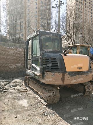 现代R80-7挖掘机