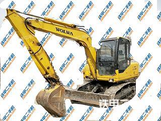 沃尔华DLS880-8B挖掘机