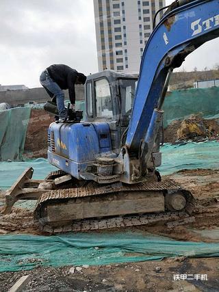 山重建机GC60-8挖掘机