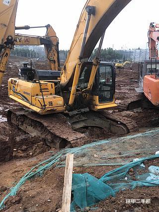 龙工LG6360挖掘机