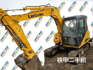 柳工CLG907C挖掘机