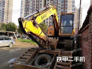 三一重工SY80挖掘机
