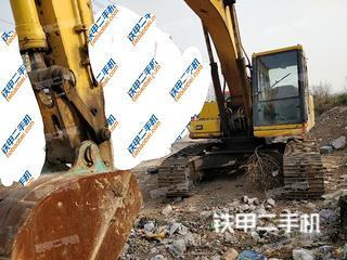 小松PC220LC-6挖掘机