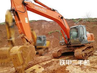 日立ZX240LC-3挖掘机